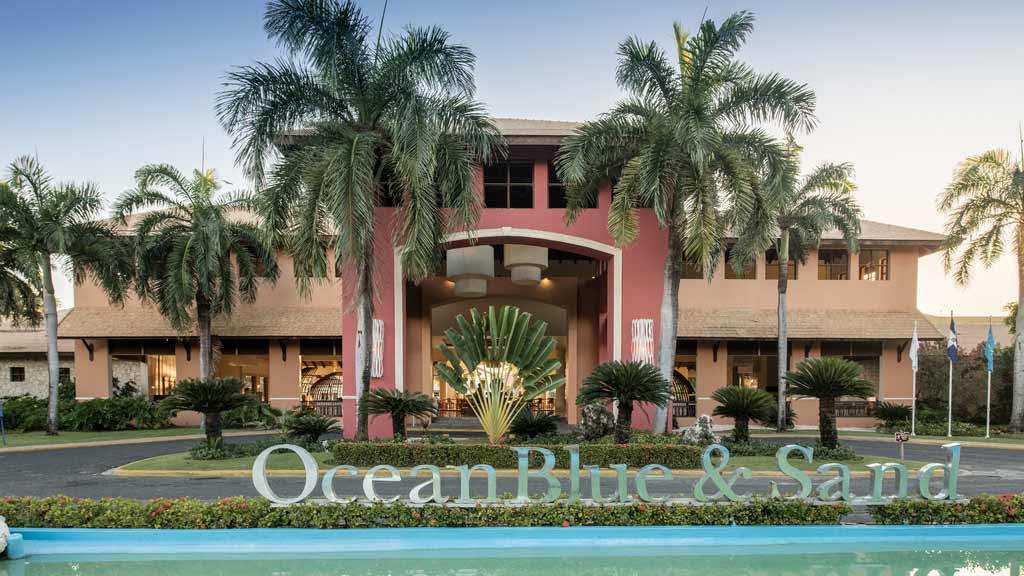 Ocean Blue Sand Golf Beach Resort