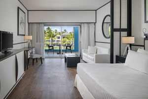 Junior Suite Ocean Blue Sand Golf Beach Resort All Inclusive Punta Cana